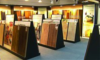Flooring displays a hit at Hammer exhibition