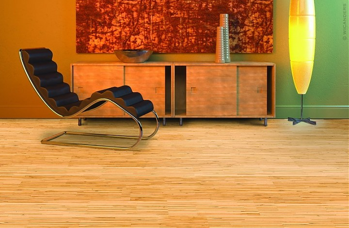 Parquet Fineline Maple